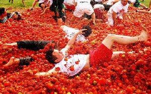 La Tomatina Festival Spain - Spain Car Hire